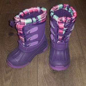 Girl's Snow Boots